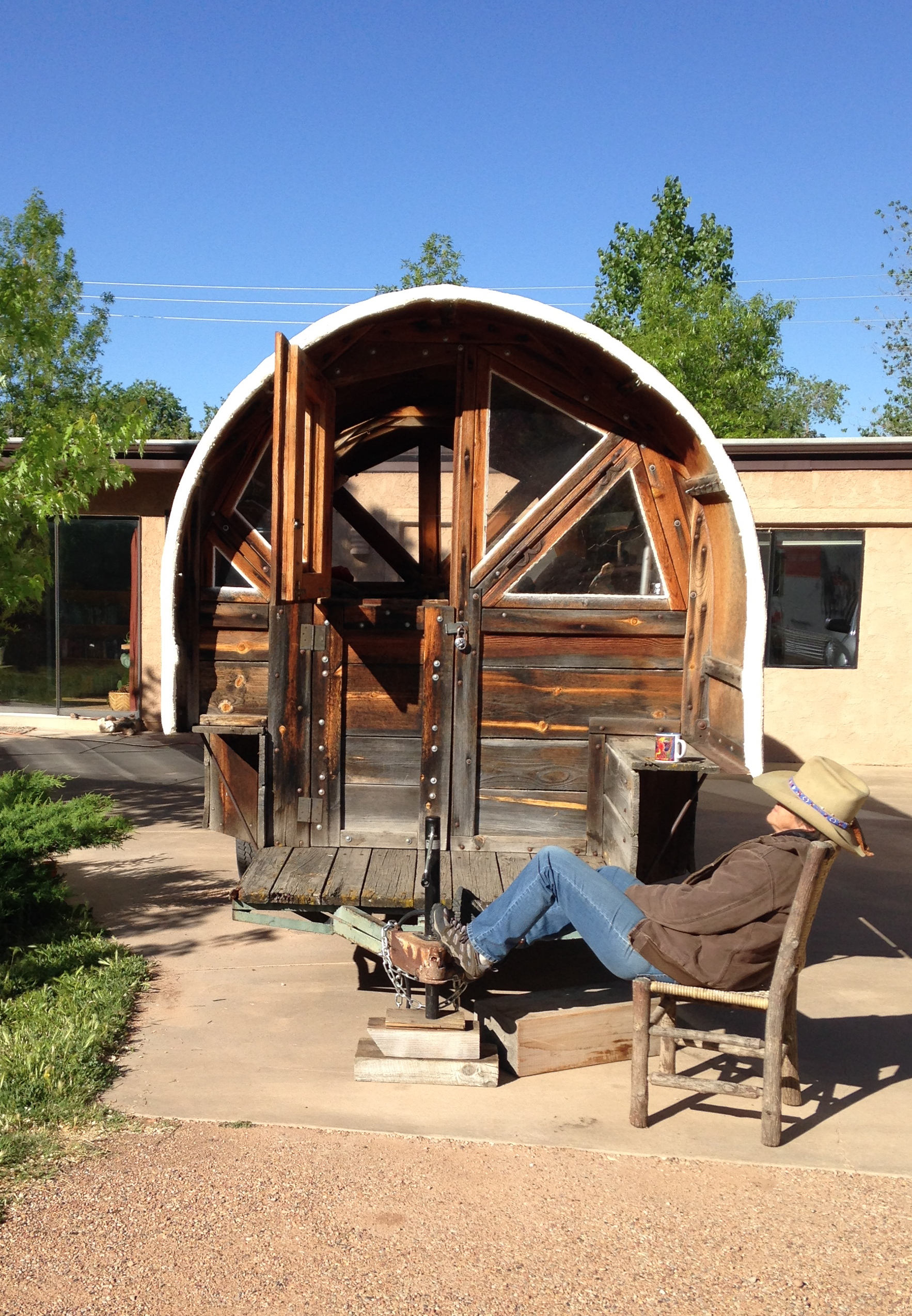 My life in tiny houses - The scouts tiny house ...